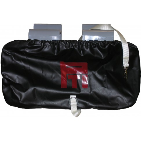"""1TB-SCT Soft Cover without Foam, Vinyl, 19 x 8 x 1"""""""