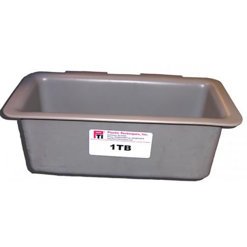 "1TB Tool Tray,  19 x 8 x 8"", Outside Mount, Gray"