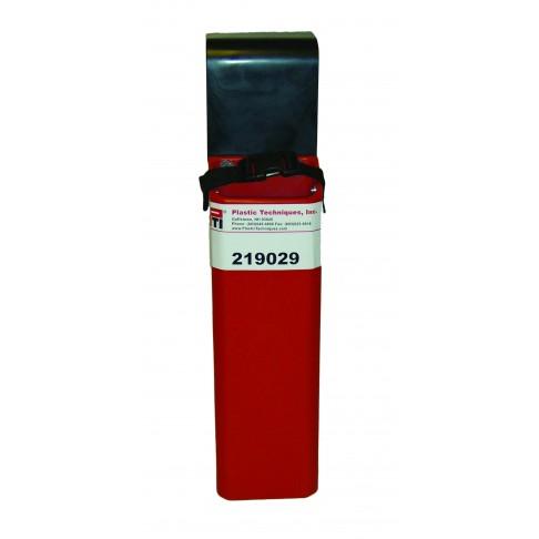 "219029 Fairmont™ EK425 Holder, Copolymer, 15.5"" Deep, Inside Mount"