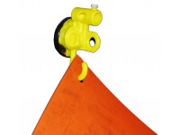 Magnetic Blanket Hook and Flag Holder 819055