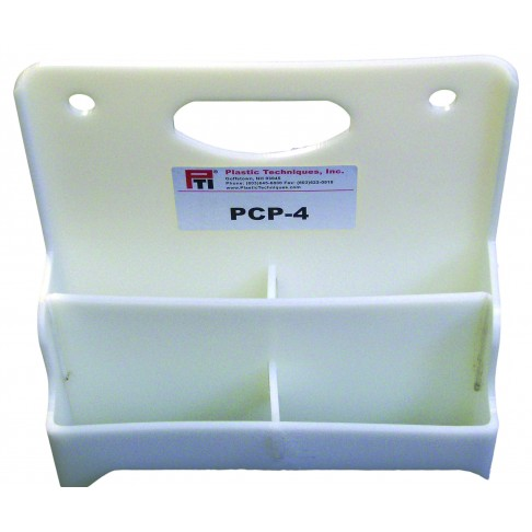 PCP-4 Compression Tool Holder with Four Dividers