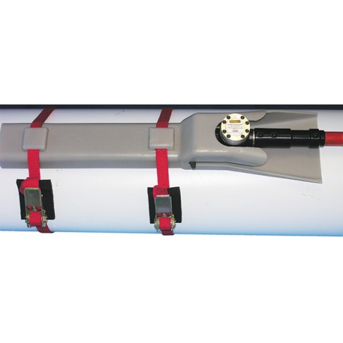 """BSH-4 Boom Saw Stick Holder with Handle Clip, 28 x 6 x 3"""""""