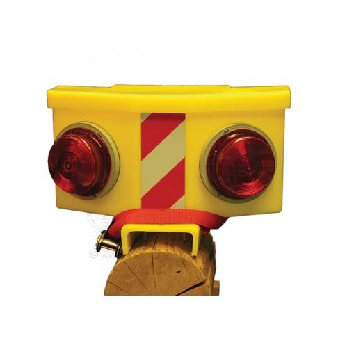 PHL-STTP Safety Lighting Pole Warning Light, Vehicle Powered Stop, Turn, Tail