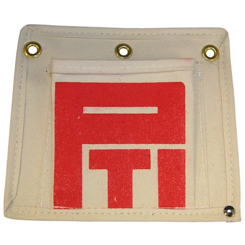 TP-1 Tool Tray Tool Pouch, Canvas, 1 Large Pocket