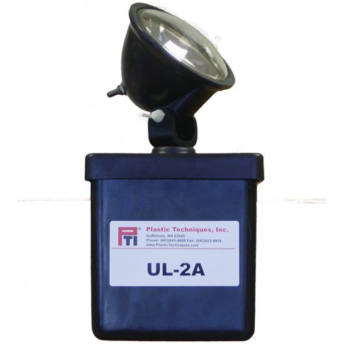 UL-2A Aerial Safety Light, Battery Powered, Dual Beam